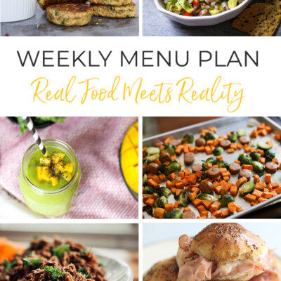 Weekly Menu Plan + Top Hy-Vee Sales (10.11.19)
