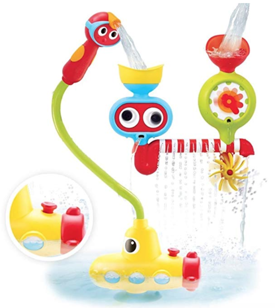 bath toy - gift idea for babies
