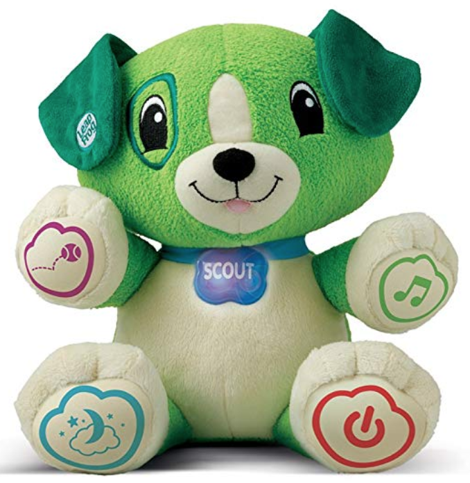 . LeapFrog My Pal Scout - gift idea for 0-2 year olds