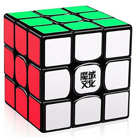Rubiks Speek Cube