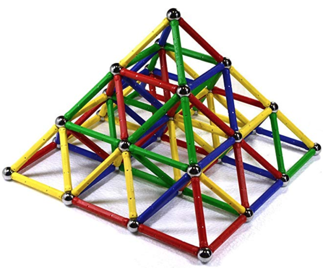 Magic Magnetic building set
