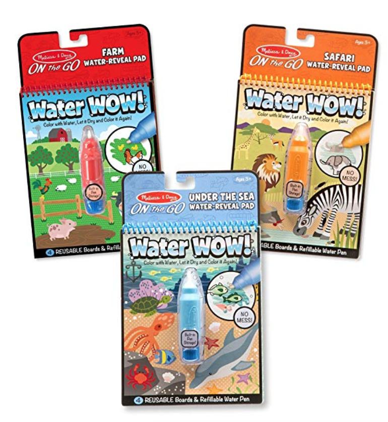 water wow books