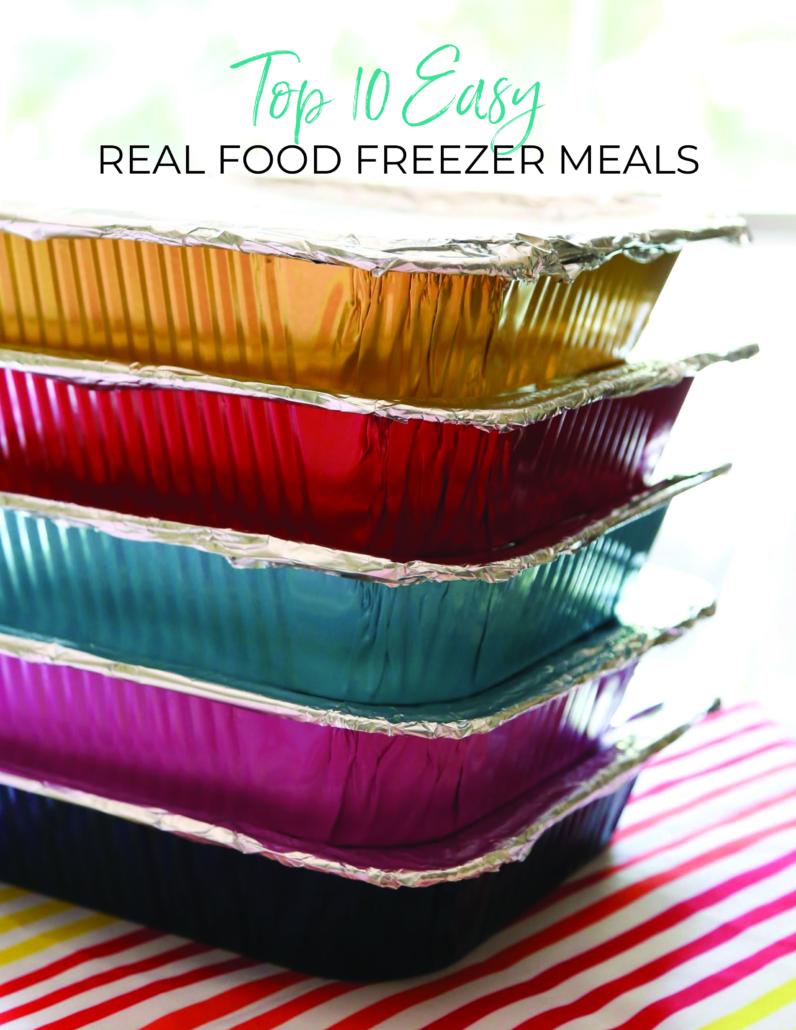 Top 10 freezer meals