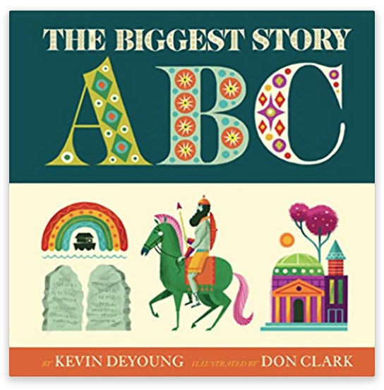 The Biggest Story ABC book