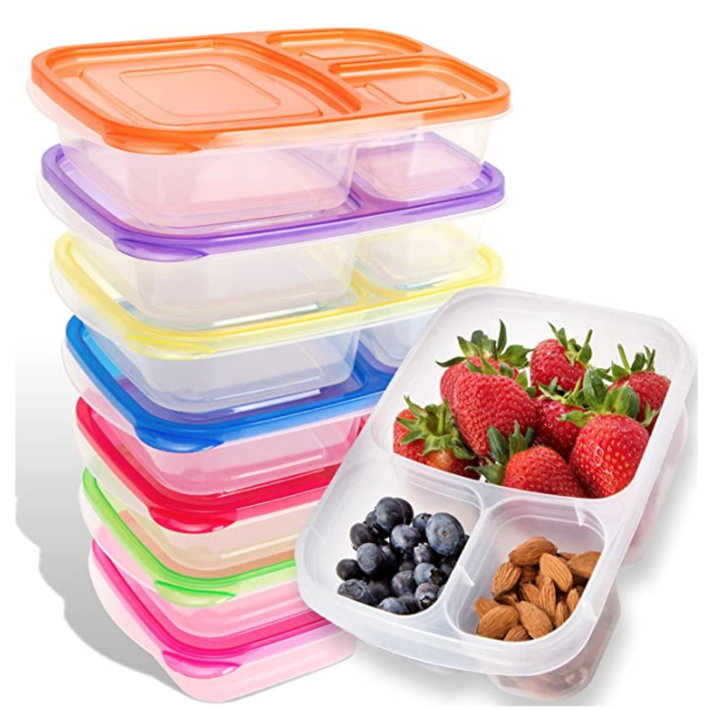 Reusable lunch boxes
