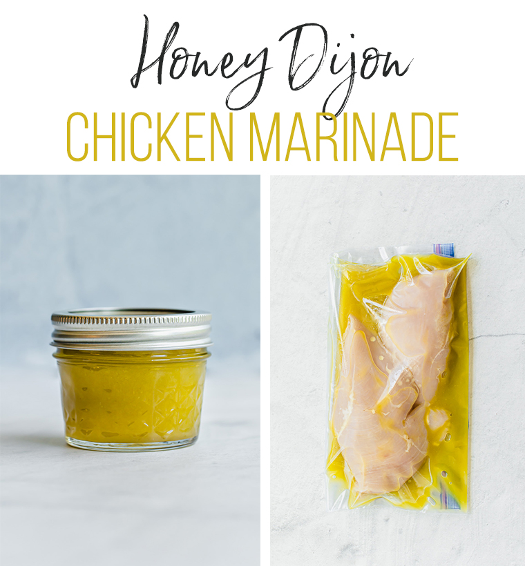 Honey Dijon Chicken Marinade
