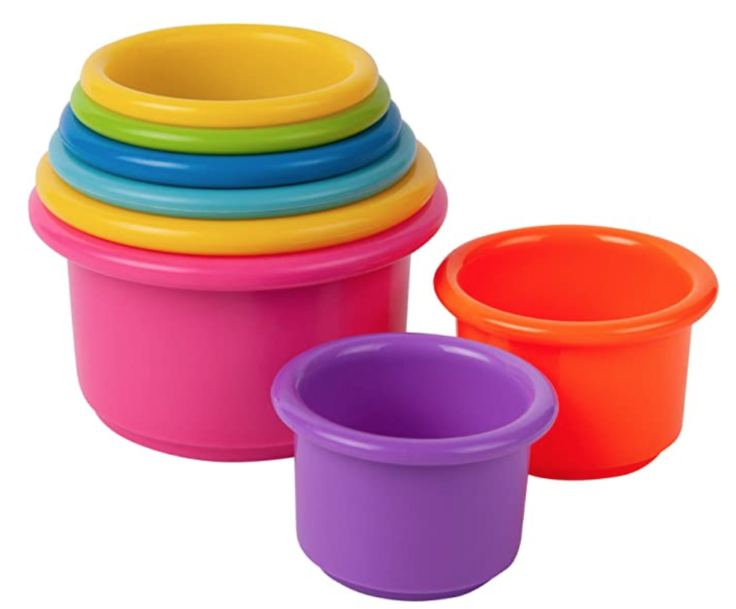 First years stacking ups - a gift idea for toddlers and babies