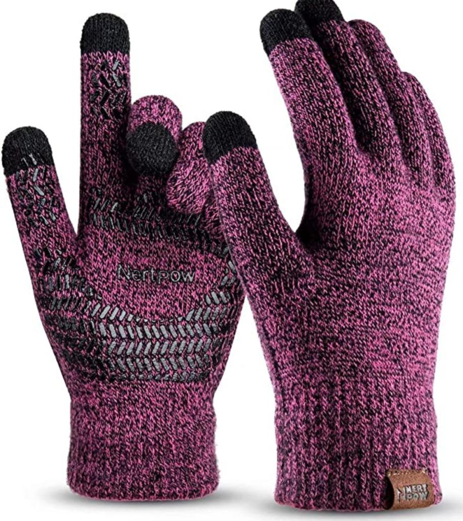 Touchsreen gloves