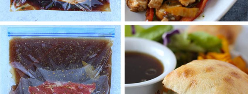 dump and go crock pot freezer meals