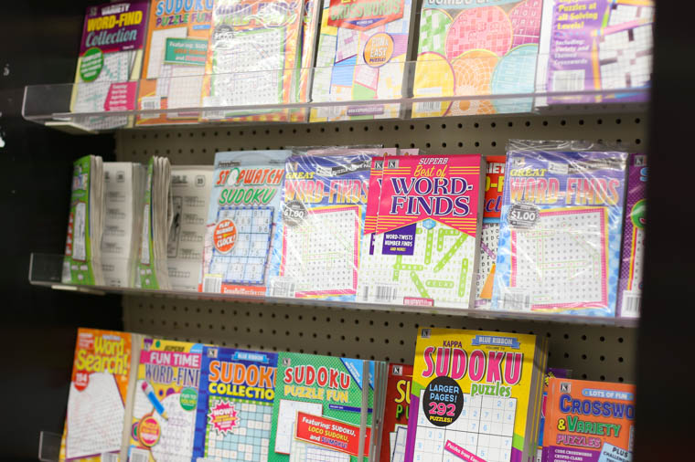 Wordfinds and crossword puzzles at hy-vee