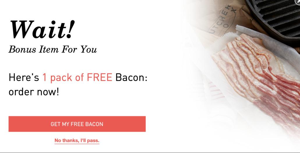 butcherbox review 2021: ButcherBox free bacon